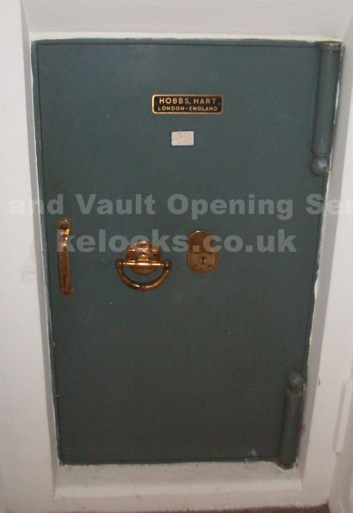 Hobbs Safe Opening London Essex Hertfordshire
