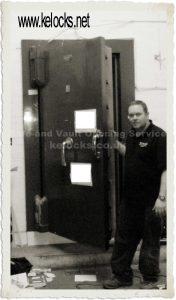 Milners Strongroom Vault lost keys