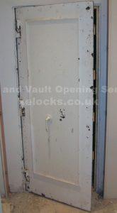 Milners vault lost keys