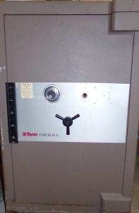 Tann fortress safe picked and set new combination