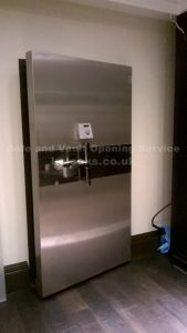 Stainless Steel vault door
