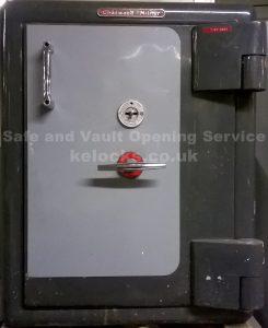Chatwood safe opened by Jason Jones Key Elements