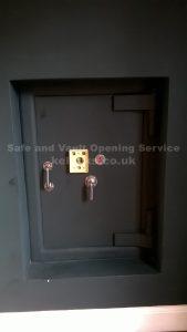 Chatwood Milner safe opened by Jason Jones Key Elements