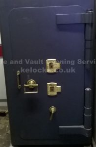 Chatwood safe opened by Jason Jones Key Elements
