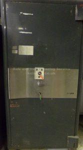 Chubb TDR safe opened by Jason Jones of Key Elements