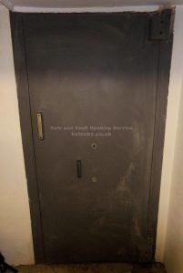 Ex Ministry Strongroom opened and keys made to this vault London Hertfordshire Essex