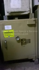 Ex Ministry Safe picked by Jason Jones of Key Elements