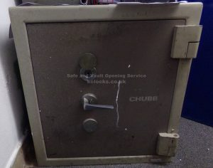 Chubb safe picked by Jason Jones of Key Elements