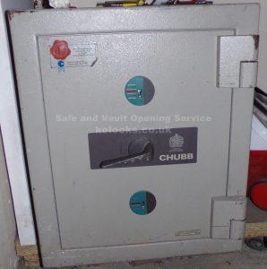 chubb safe picked by Jason Jones, Key Elements