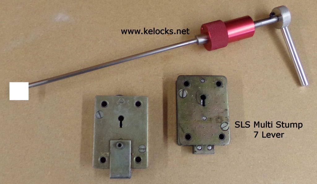 SLS 7 Lever Multi stump Safe Pick