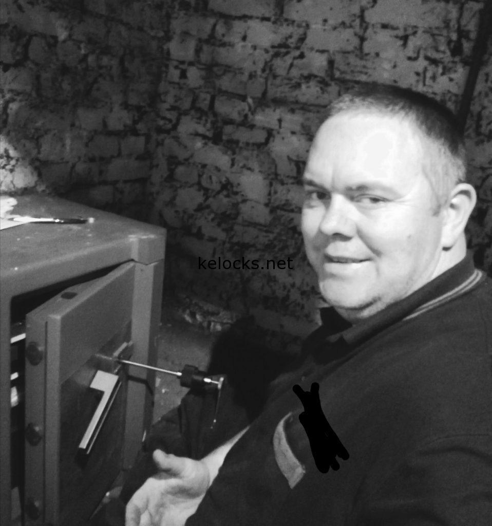 Stratford Cashier Safe lost keys London